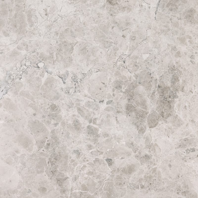 Silver Shadow Honed 1st Quality 45,7x45,7 Marble Tiles