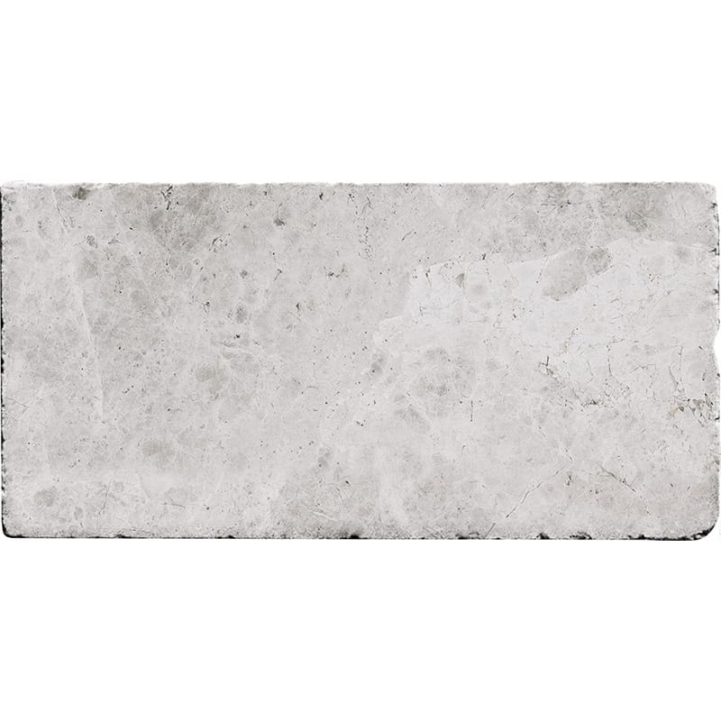 Silver Shadow Tumbled 1st Quality 20x40,6 Marble Tiles